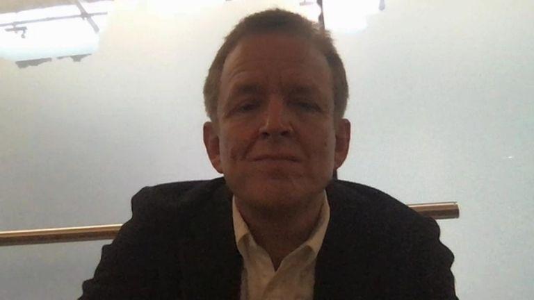 John Murton est le diplomate britannique du climat