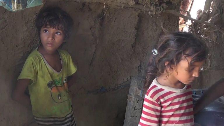 Des millions d'enfants yéménites pourraient mourir de faim