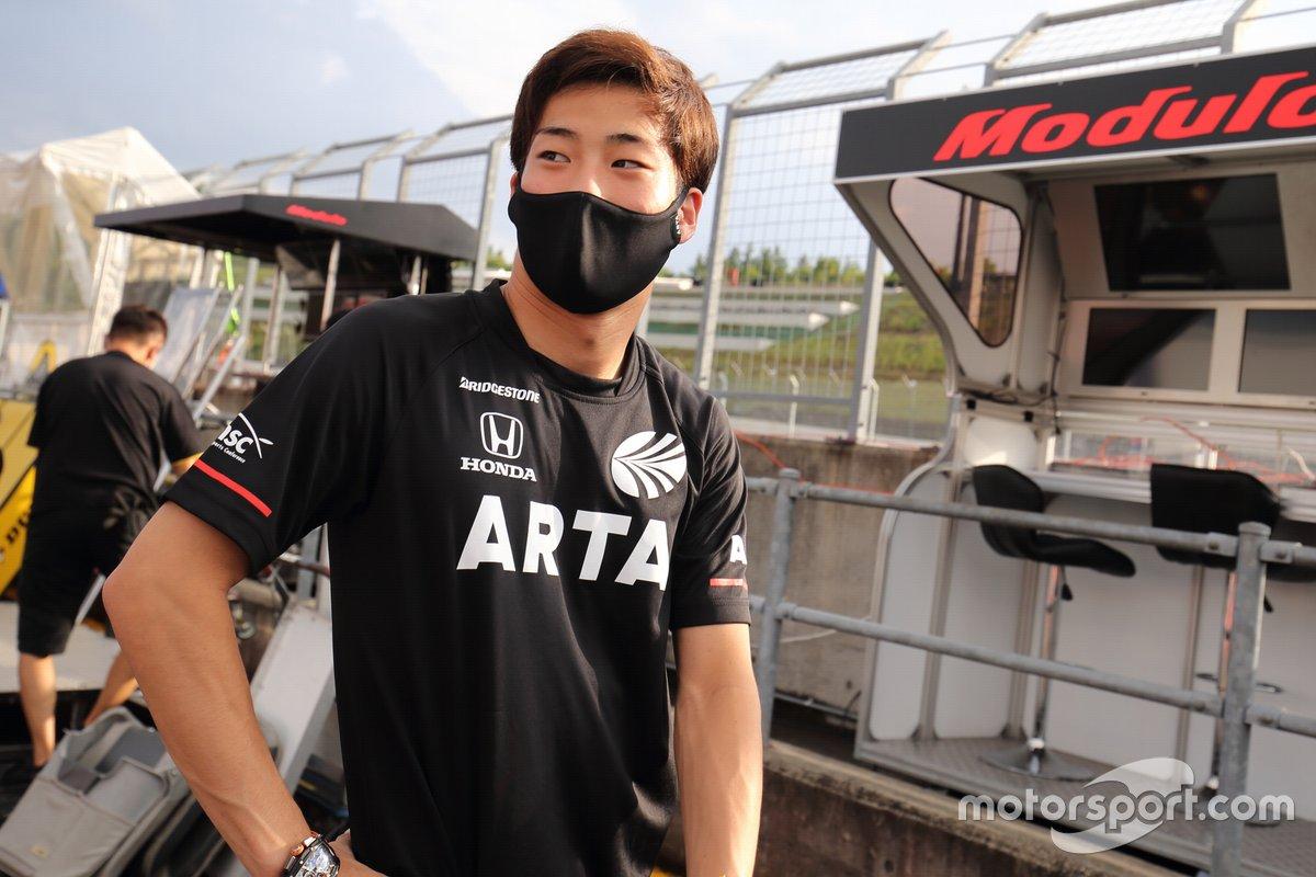 Nirei Fukuzumi (# 8 ARTA NSX-GT)