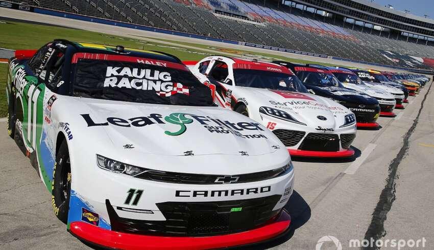 Calendrier Nascar 2021 Calendrier de la série NASCAR Xfinity 2021 publié   Camaraderie
