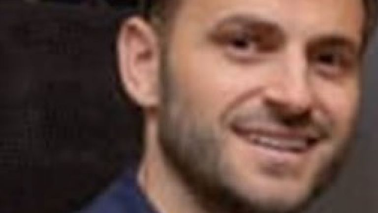 Flamur Beqiri a été abattu devant sa femme et son enfant