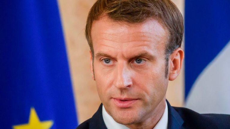 Président français