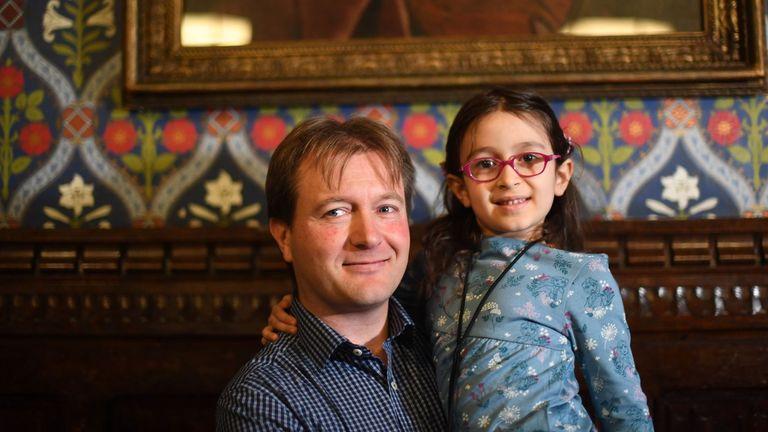 Photo non datée du dossier de famille de Nazanin Zaghari-Ratcliffe dont le mari, Richard, a déclaré que l'utilisation présumée de prisonniers par l'Iran comme