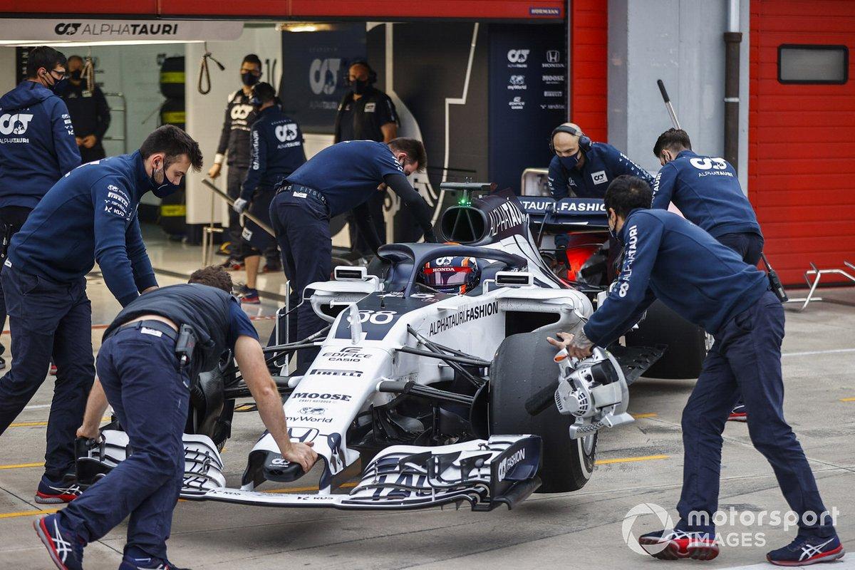 Yuki Tsunoda, Honda Formula Dream Project, dans sa voiture
