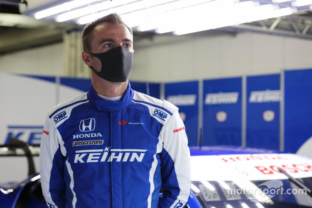Bertrand Baguette (# 17 KEIHIN NSX-GT)