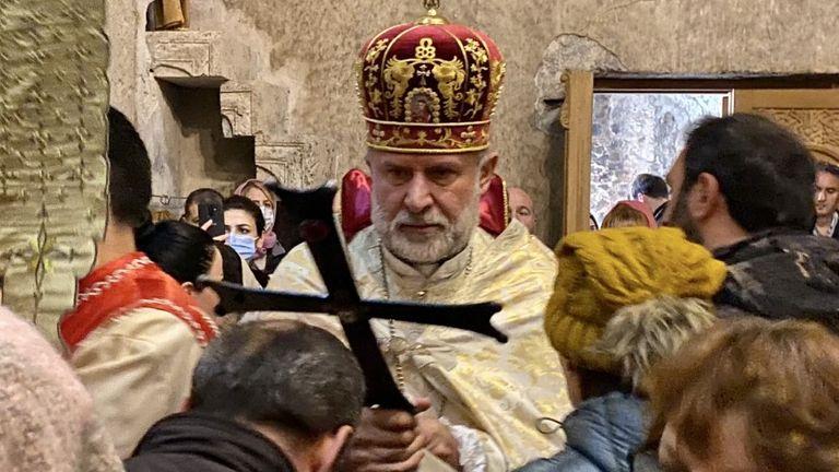 Mgr Hovhannes Hovhannisyan