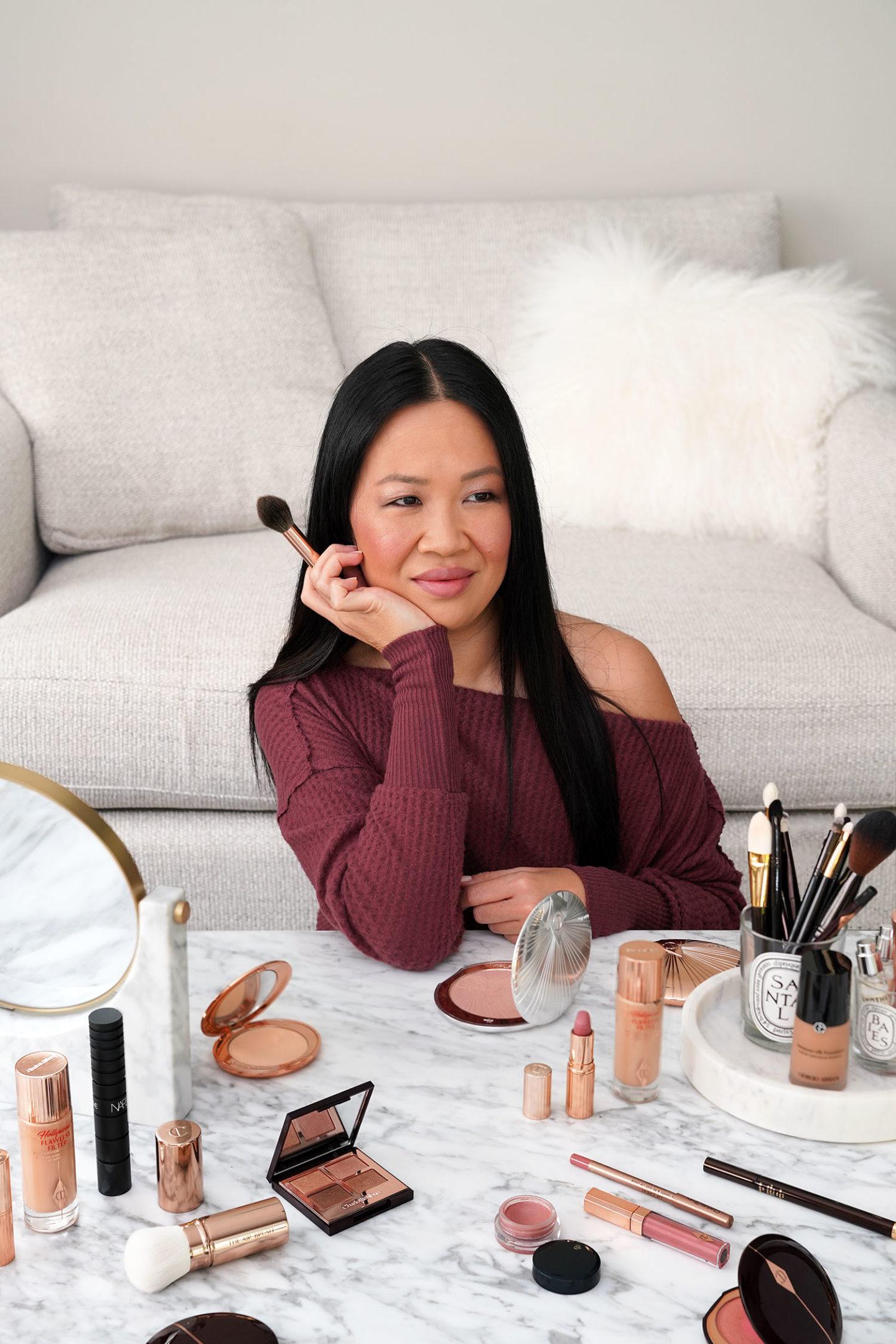 Favoris de maquillage éclatants de Nordstrom