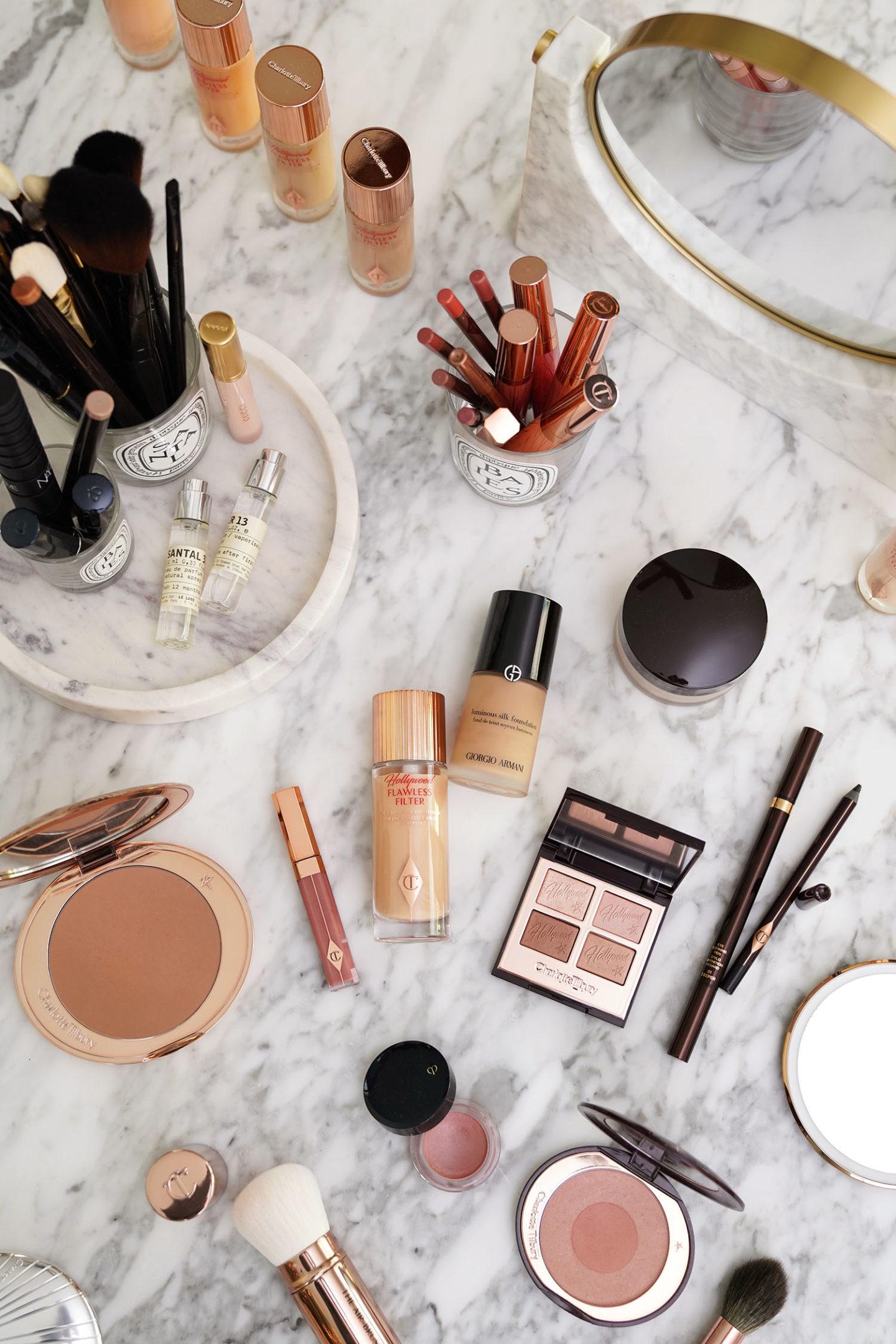 Maquillage Glowy Favoris de Nordstrom