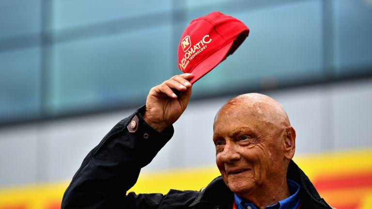 Niki Lauda est décédée à 70 ans