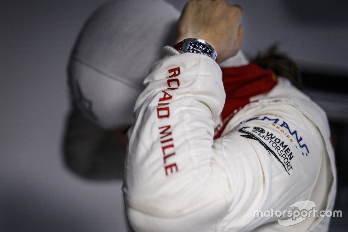 # 50 Richard Mille Racing Team Oreca 07 - Gibson: Tatiana Calderon