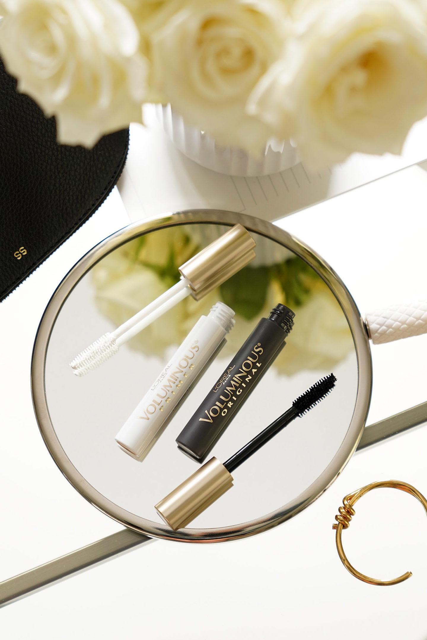Mascara et apprêt L'Oréal Voluminous Original