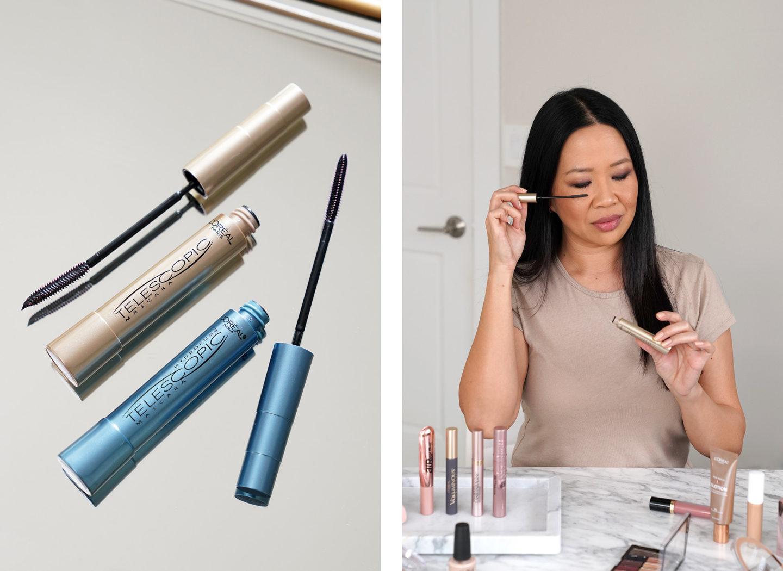 Examen du mascara télescopique L'Oréal