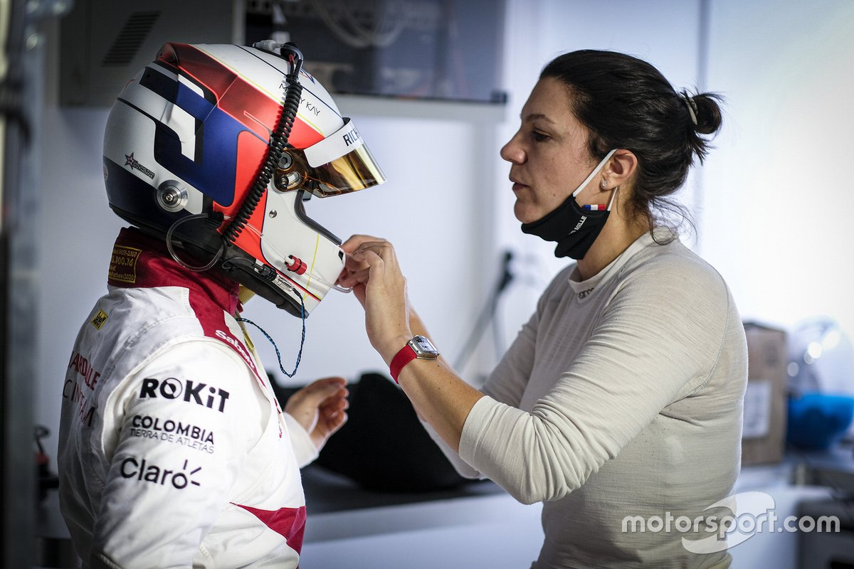 # 50 Richard Mille Racing Team Oreca 07 - Gibson: Sophia Flörsch, Katherine Legge