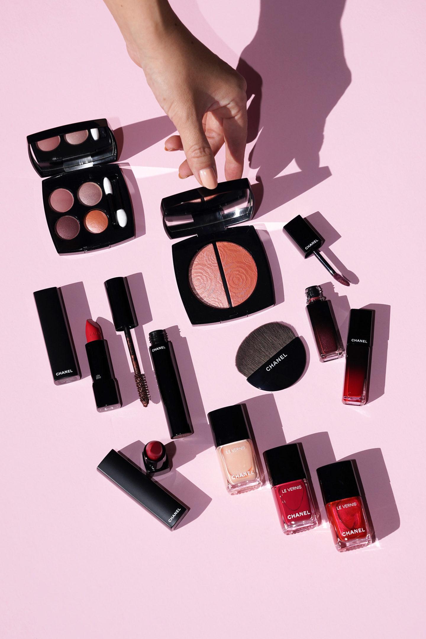 Revue de la collection de maquillage Chanel printemps-été 2021