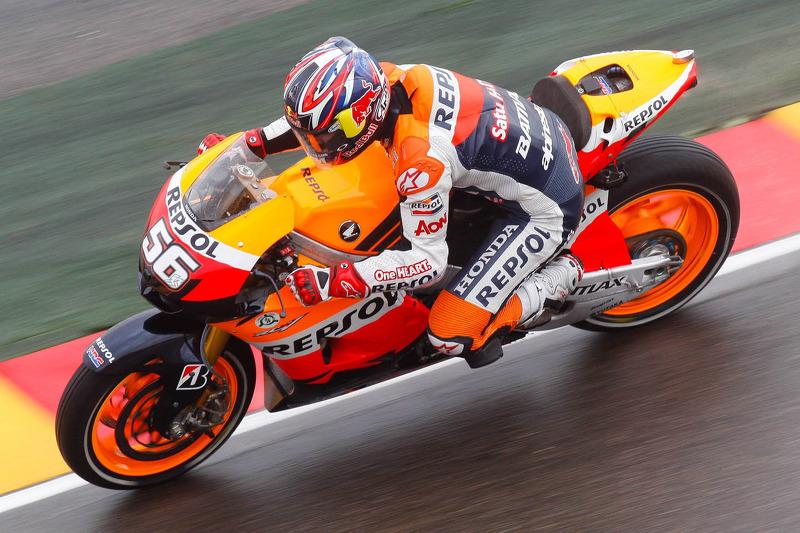 Jonathan Rea, équipe Repsol Honda