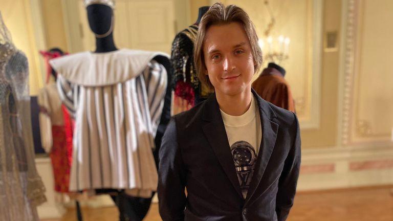Denis Rodkin, danseur principal