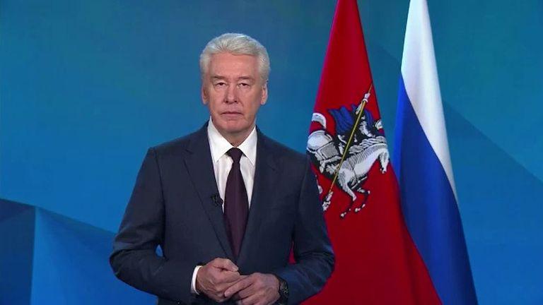 Maire de Moscou