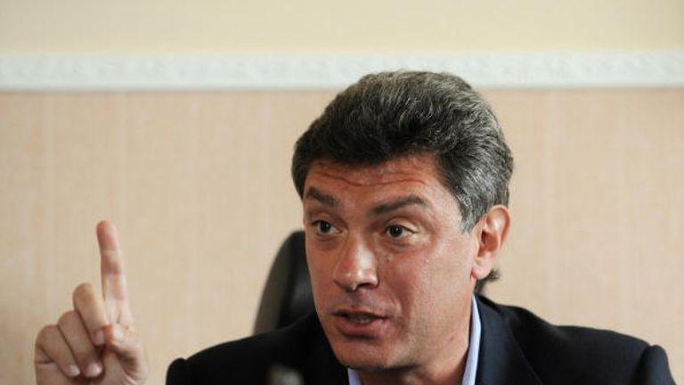 Boris Nemtsov a été abattu alors qu'il traversait un pont