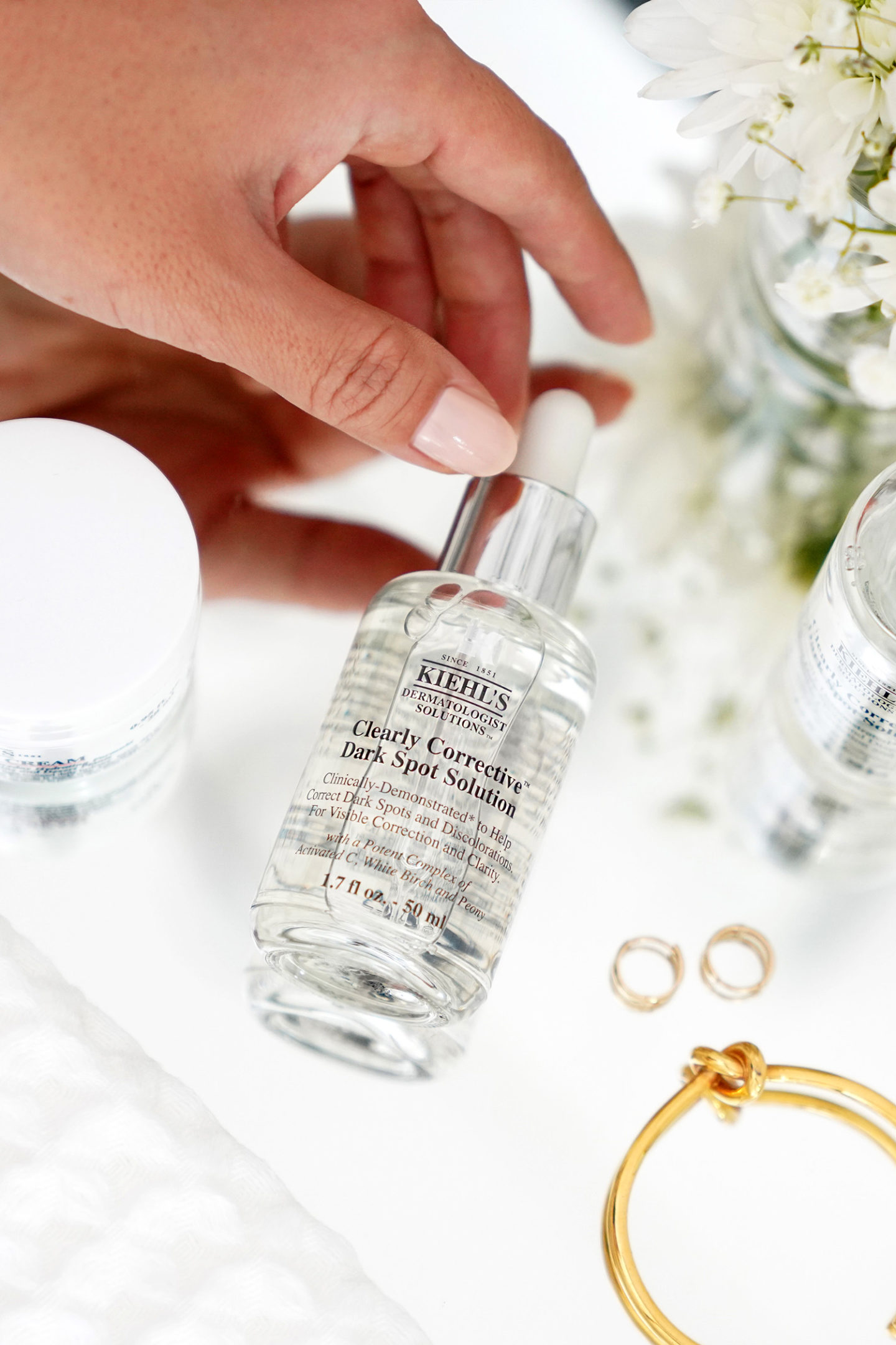 Kiehl's Clearly Corrective Dark Spot Corrector Review