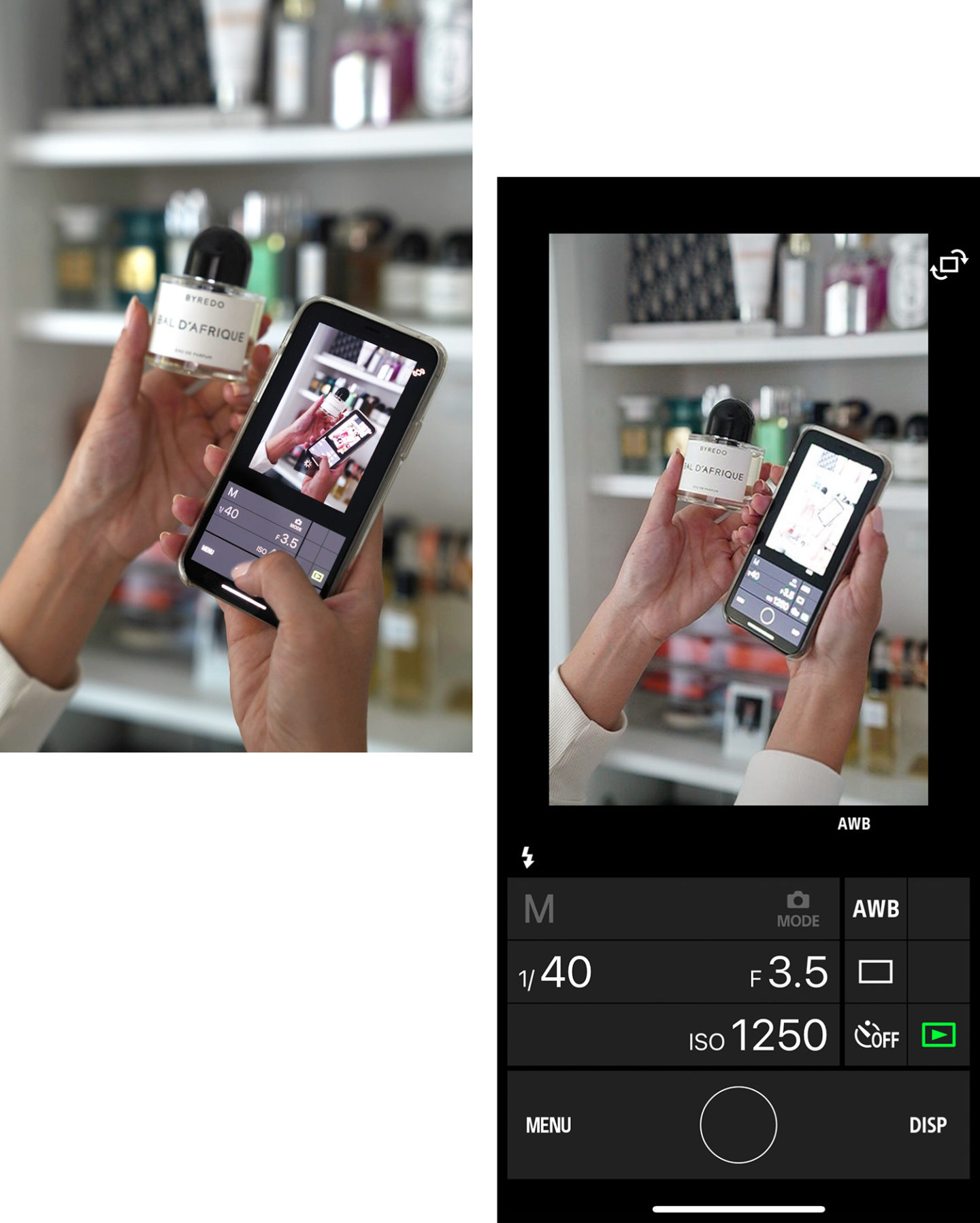 Application mobile Sony Image Edge