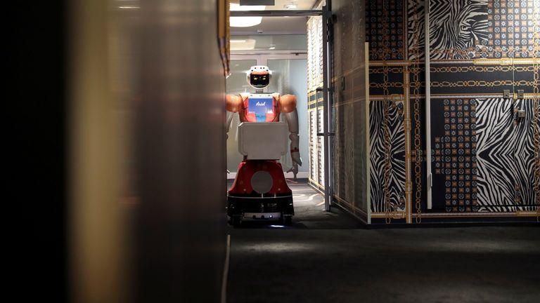 Les robots sont capables de