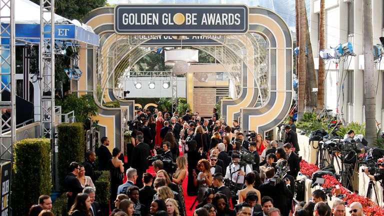 Les Golden Globes sont organisés par un groupe insaisissable appelé Hollywood Foreign Press Association
