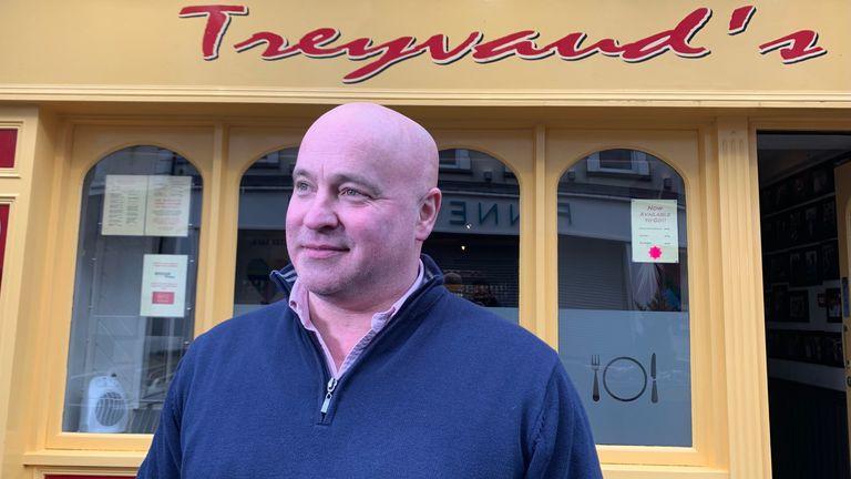 Paul Treyvaud s'est dit prêt à être arrêté