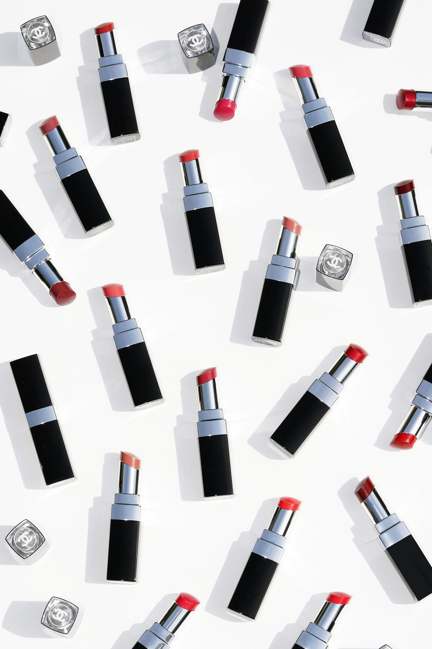 Rouge à lèvres hydratant Chanel Rouge Coco Bloom