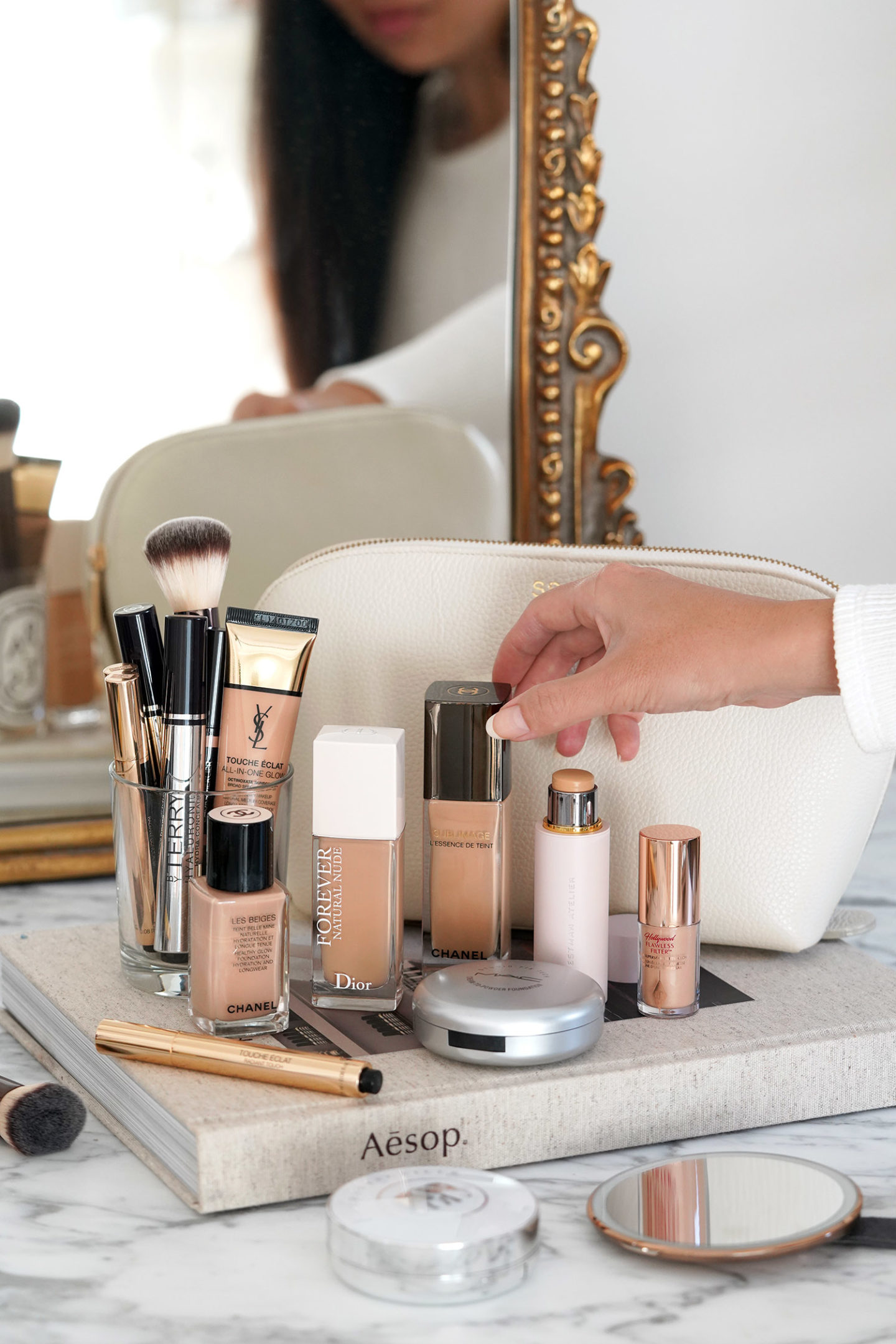 Spring Foundation Review MAC, Chanel, Dior, Westman Atelier, By Terry et plus