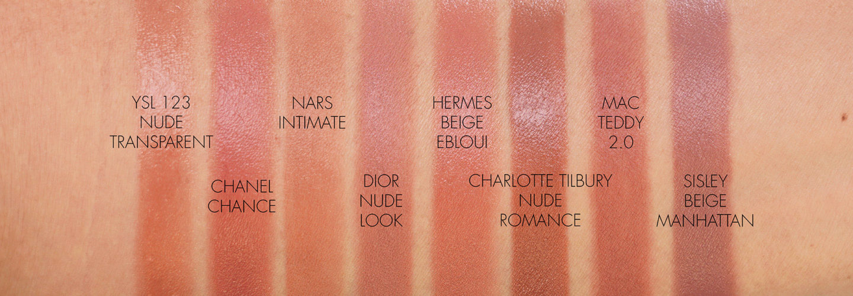 Meilleurs rouges à lèvres beiges neutres pour le printemps