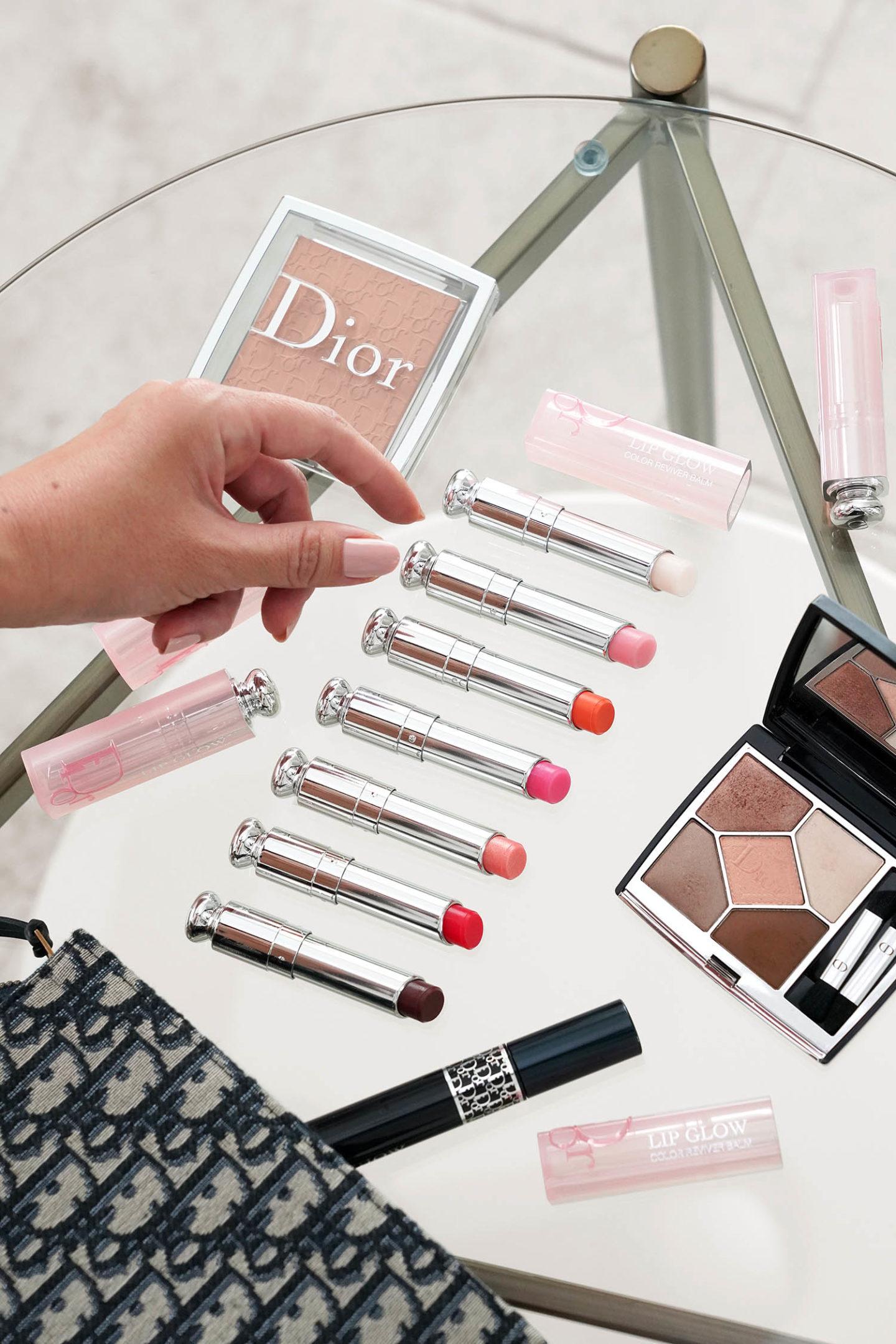 Dior Addict Lip Glow nouvelle formule |  Le Lookbook Beauté