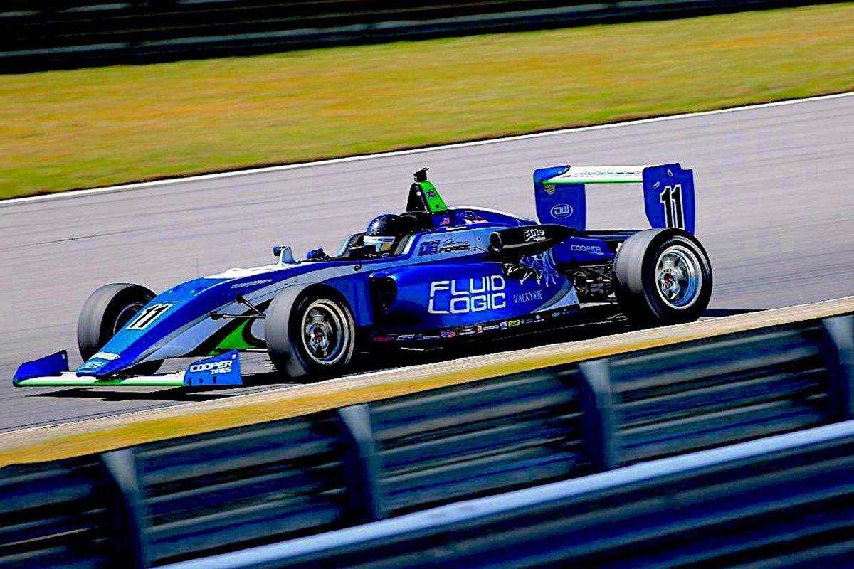 Prescott Campbell, DE Force Racing