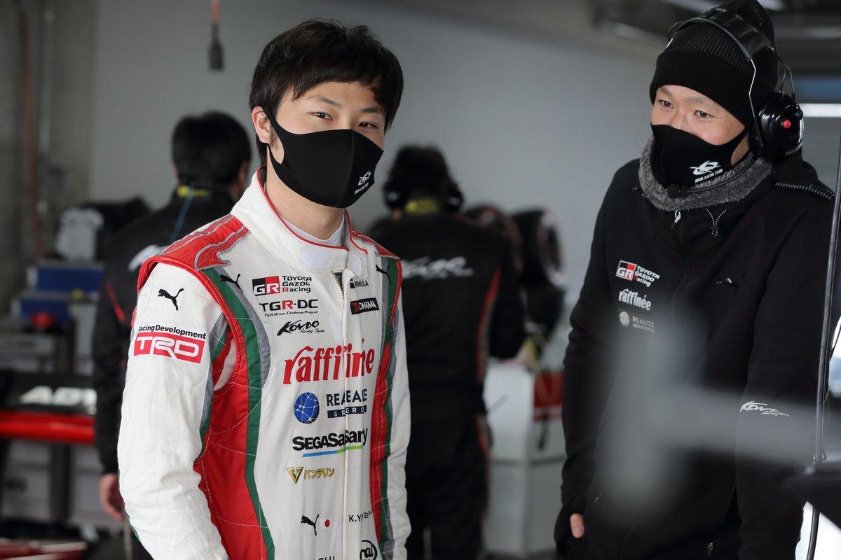 Kenta Yamashita (KONDO RACING)