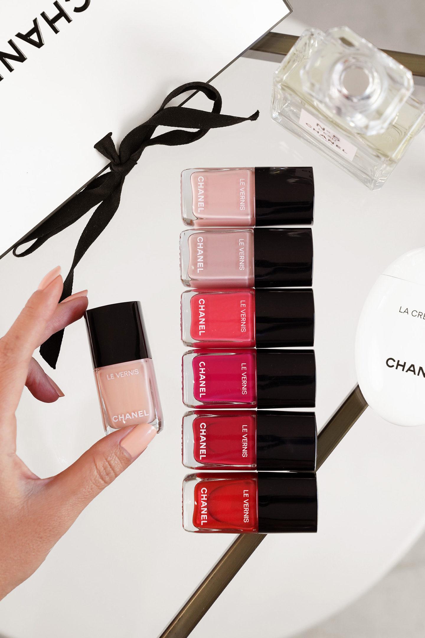Meilleurs vernis à ongles Chanel Le Vernis