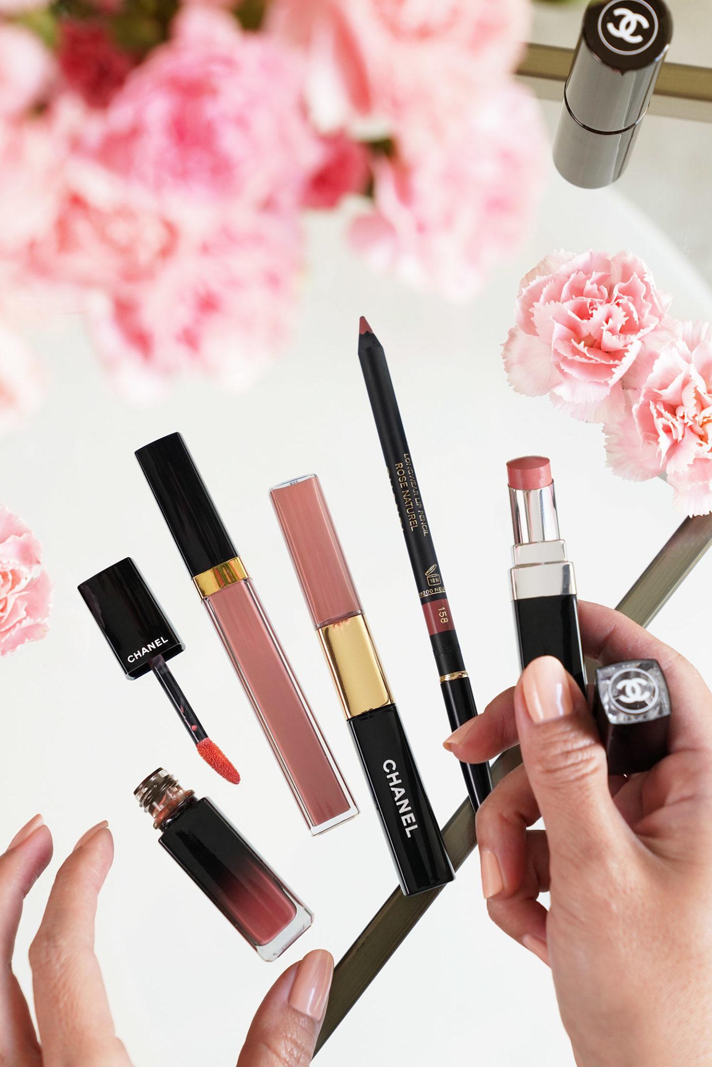 Meilleurs produits pour les lèvres Chanel