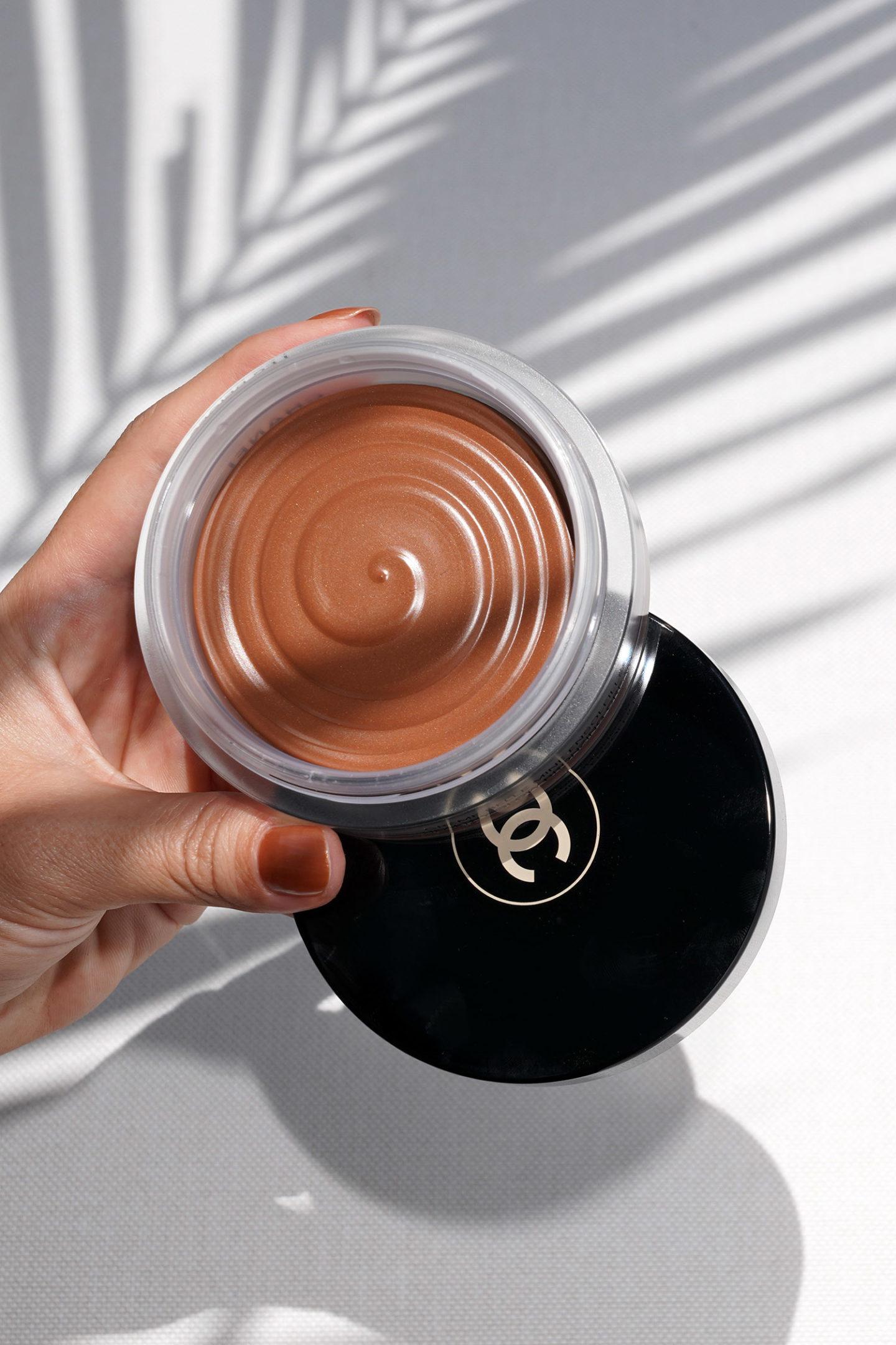 Chanel Les Beiges Healthy Glow Bronzing Cream in 395 Soleil Tan Deep Bronze