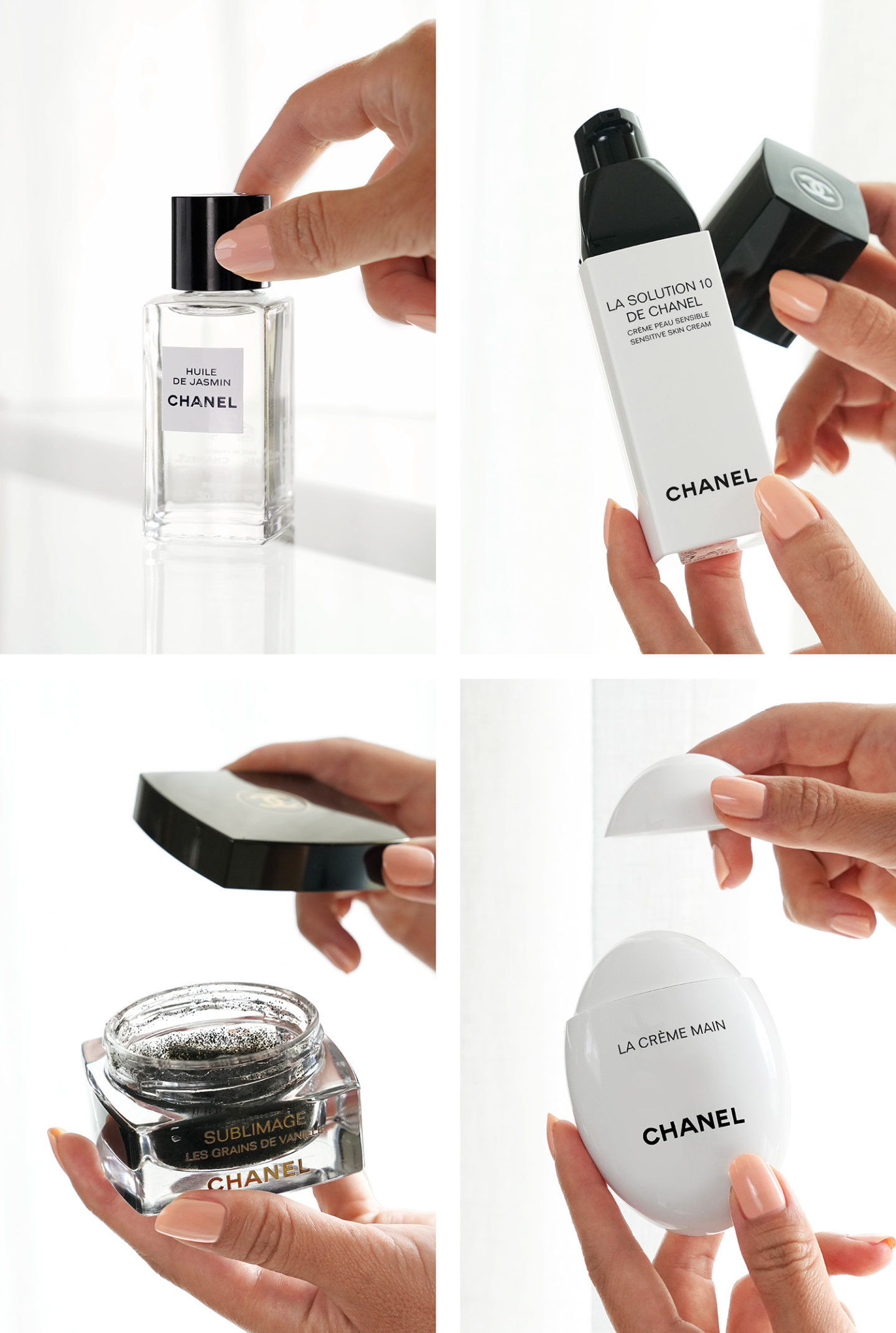 Meilleurs soins de la peau Chanel