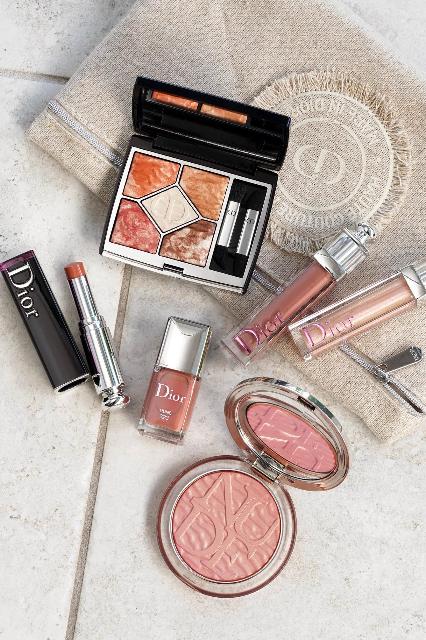 Maquillage DIOR Summer Dune 2021