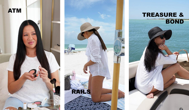 Meilleures chemises blanches basiques