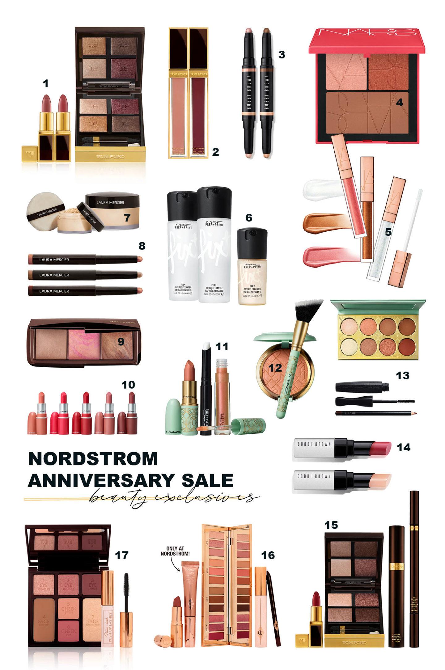 Vente d'anniversaire Nordstrom 2021 Exclusivités beauté
