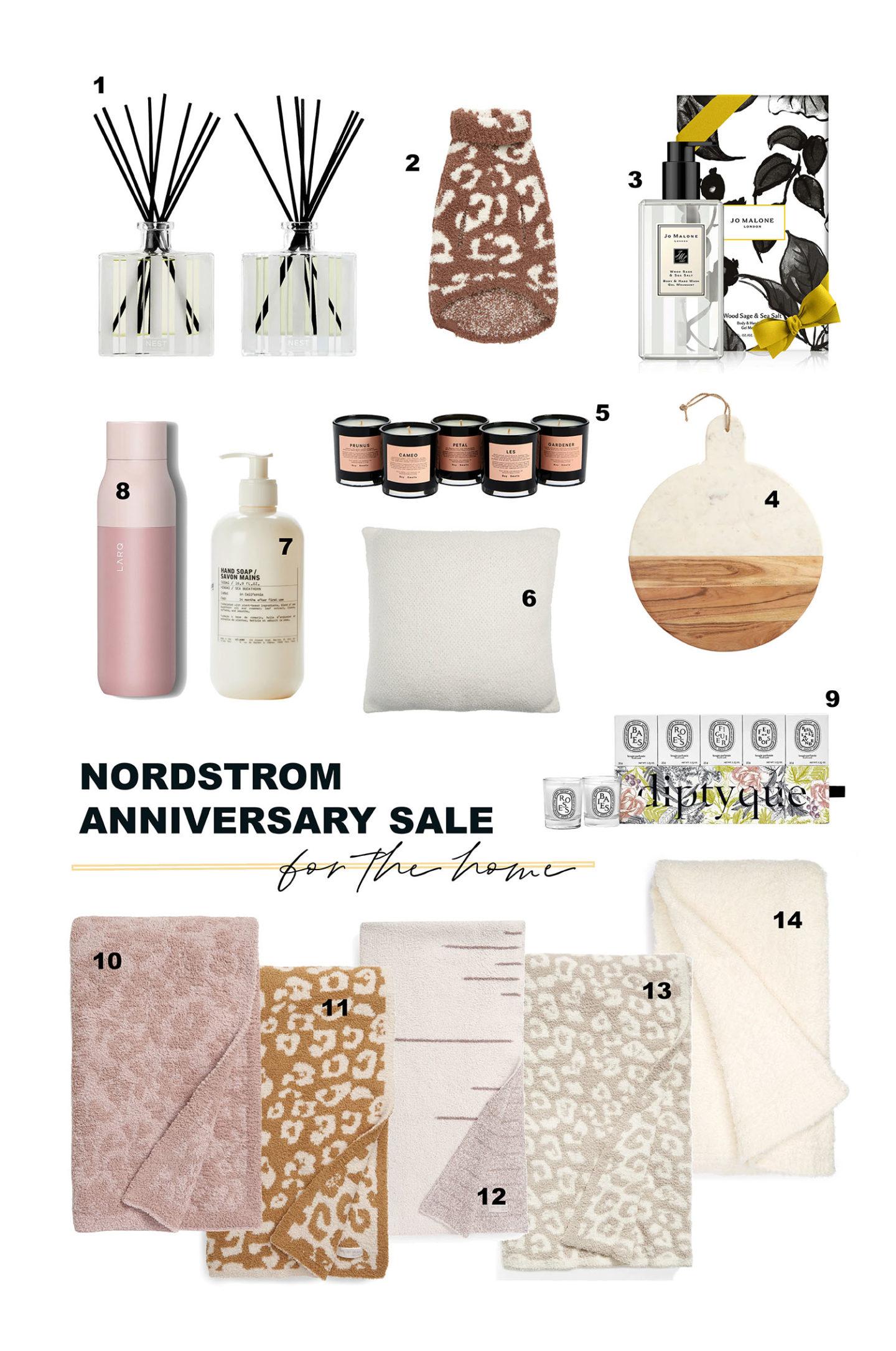 Vente d'anniversaire Nordstrom 2021 Home Exclusives Vente