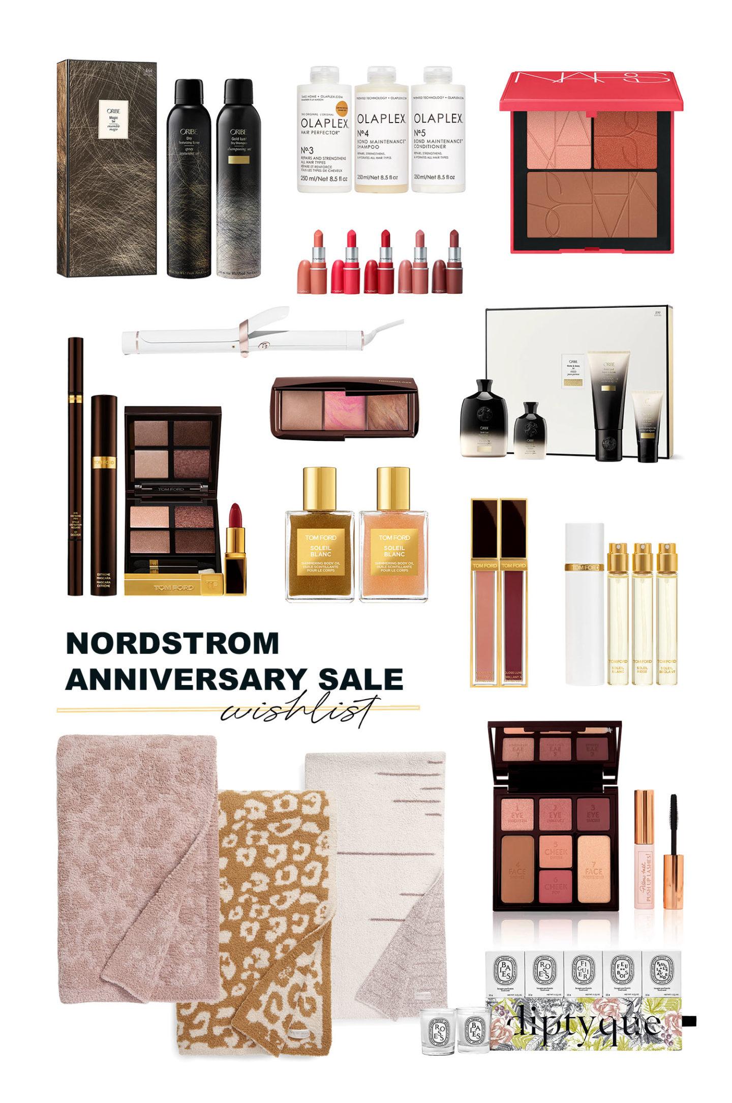 Vente d'anniversaire Nordstrom 2021 Liste de souhaits Exclusivités beauté