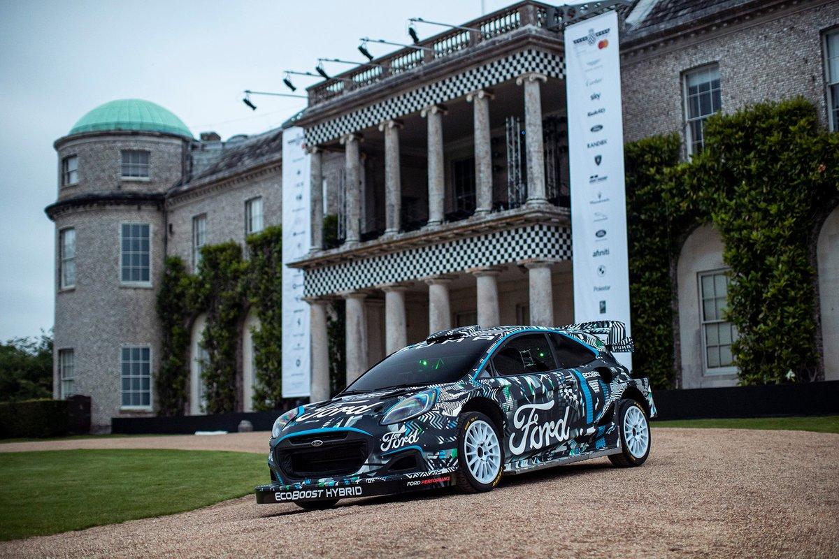 Prototype Puma Rally1 WRC
