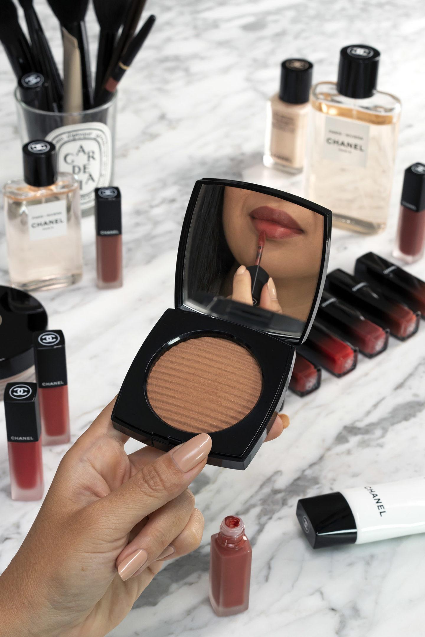 Nouvelles teintes Chanel Rouge Allure Laque et Ink Fusion
