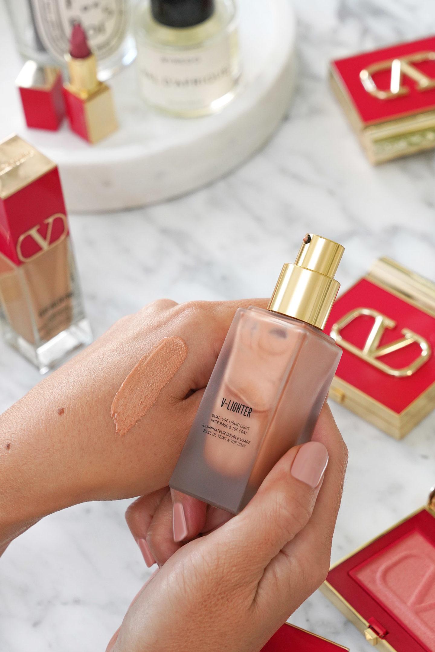 Valentino V-Lighter Face Primer Highlighters Ambra