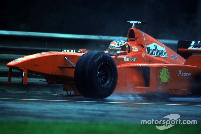 Michael Schumacher, Ferrari après l'accident