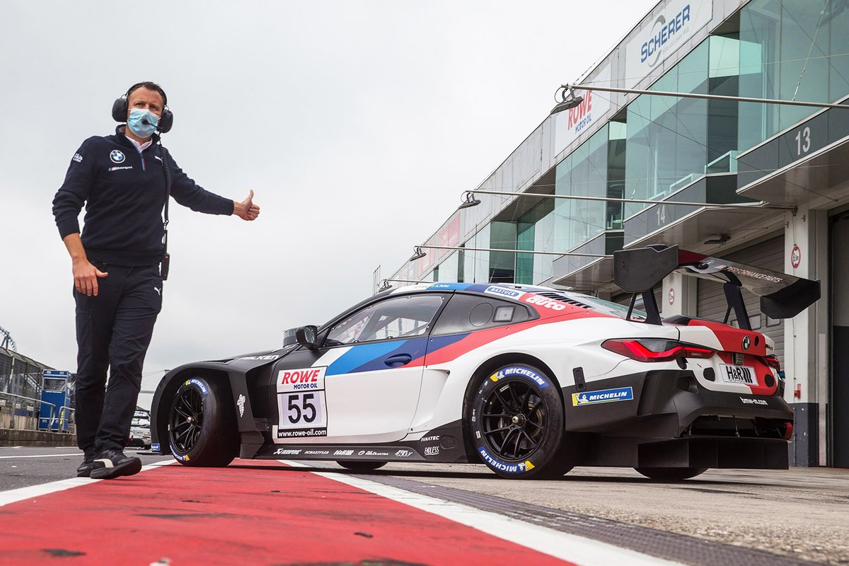 BMW M4 GT3 : Philipp Eng, Augusto Farfus