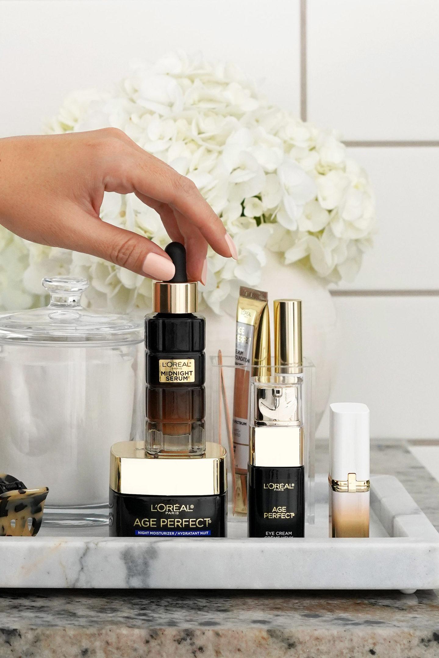 L'Oréal Age Perfect Cell Renewal Sérum Minuit