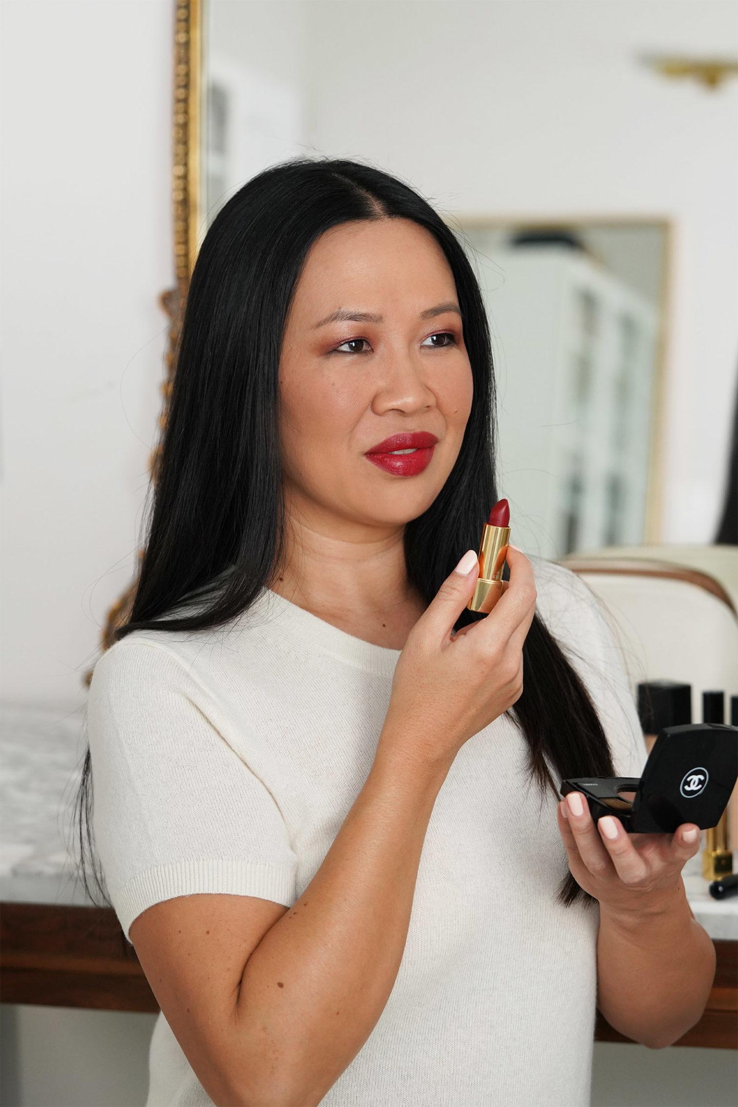 Chanel Rouge Allure Velvet Mode, Blush en Ombre