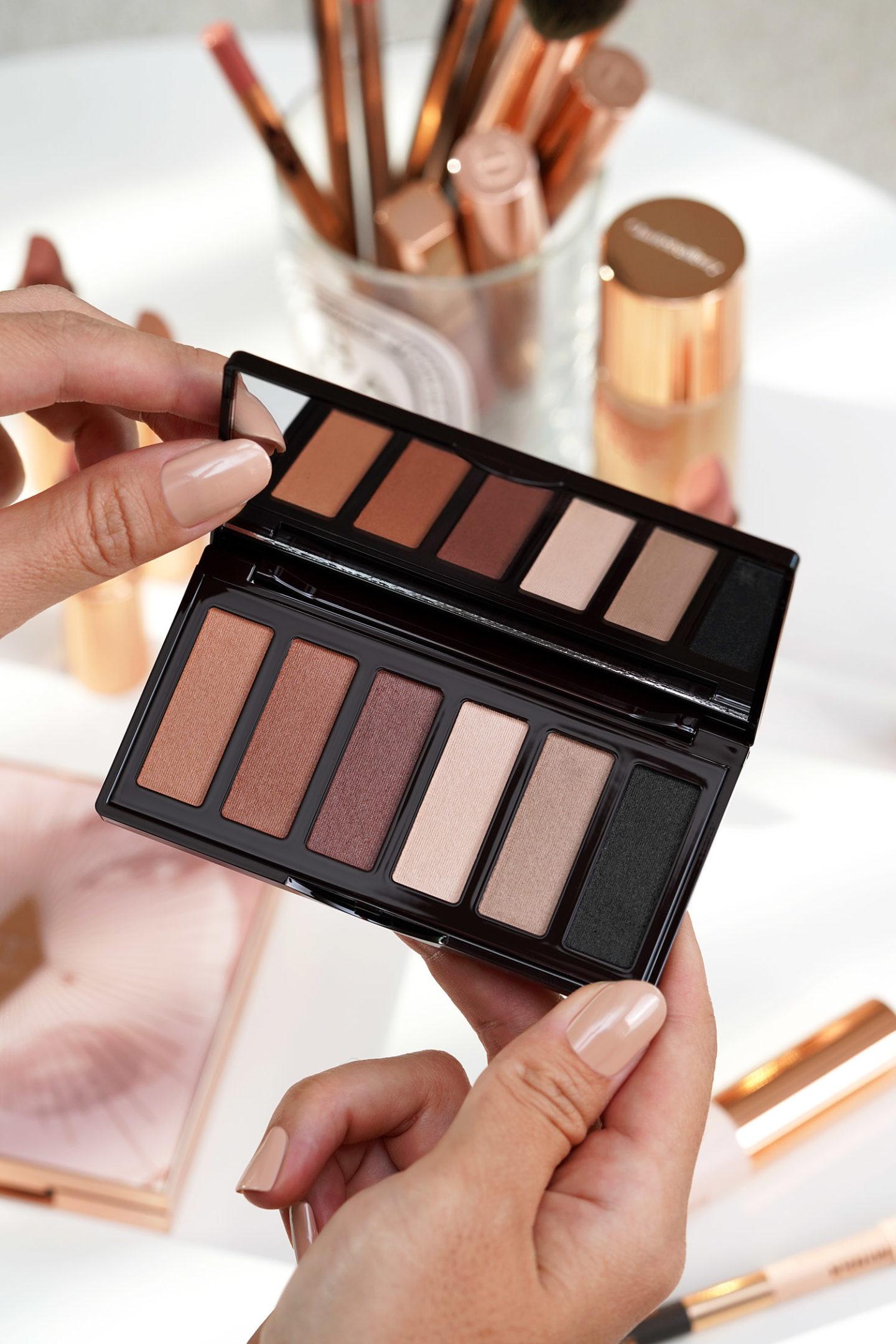 Super Nudes Easy Eye Palette Review    Le Lookbook Beauté